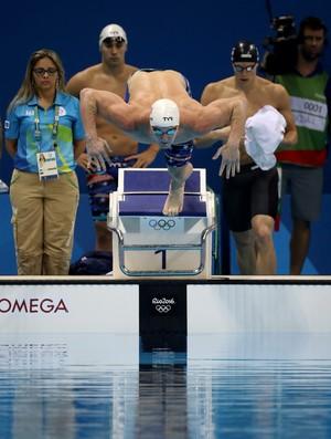 James Feigen, Rio 2016 (Foto: Getty Images)