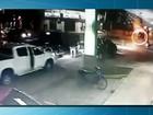 Vídeo mostra execução de traficante com metralhadora no Paraguai