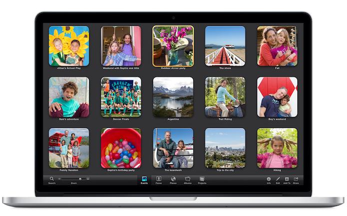 Como redimensionar e exportar imagens salvas no iPhoto do Mac (Foto: Divulgação/Apple)