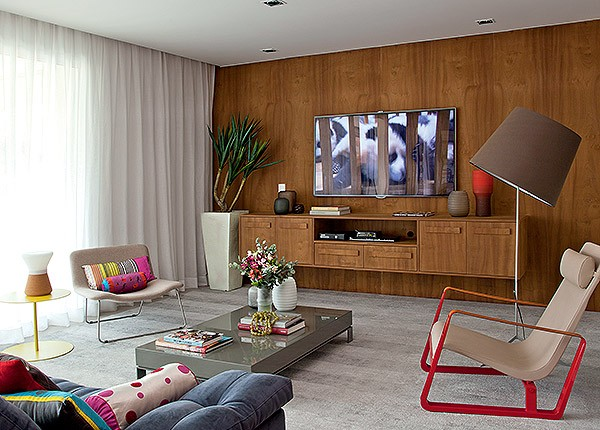 Apartamento Fica Mais Aconchegante Com M 243 Veis E