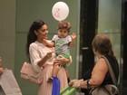 Veja momentos fofos de Juliana Paes com o filho, Pedro
