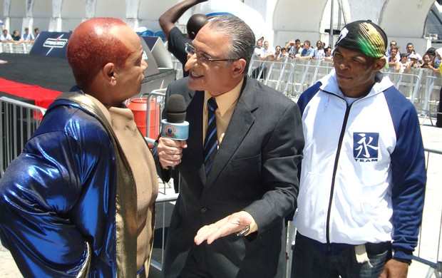 Massaranduba treino aberto UFC Rio III (Foto: Ivan Raupp / Globoesporte.com)
