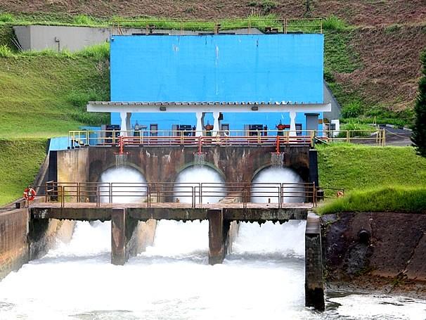 Estação de água  (Foto: Divulgação)