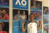 Mais visados e a base de caf�: Soares e Murray defendem t�tulo na Austr�lia