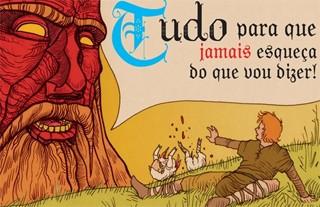 Gibicon (Foto: Divulgação/RPC TV)