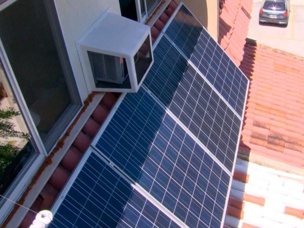 Rede globo como ser energia em casa vale a pena instalar placas solares em resid ncias - Instalar placas solares en casa ...