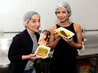 Simone Gutierrez lança refeições congeladas após perder 42 quilos
