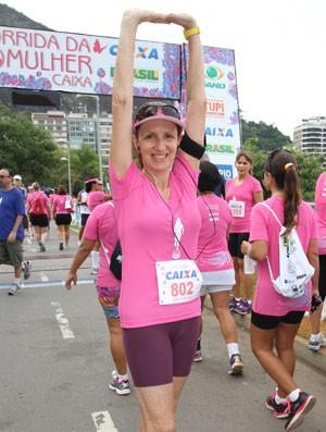 Leila Milman corrida da mulher eu atleta (Foto: Bebel Clark)