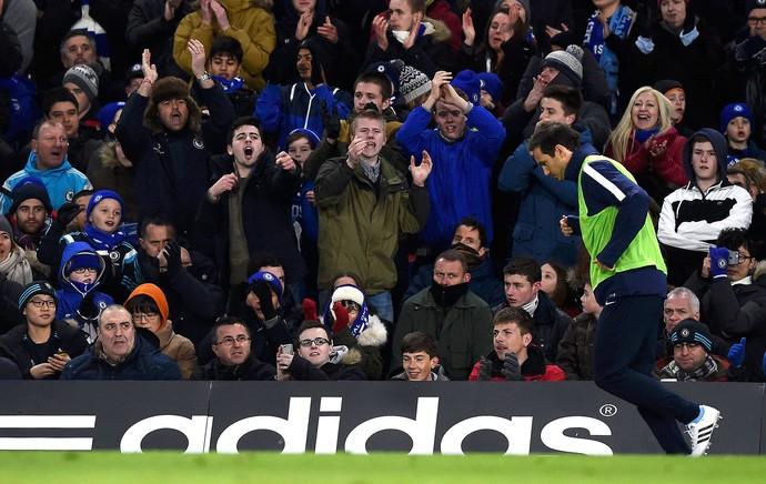 Lampard, Chelsea X Manchester city (Foto: Agência Reutes)