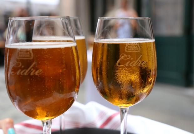 cerveja-brinde-copo-ambev-ab inbev (Foto: Rob Kim/Getty Images)