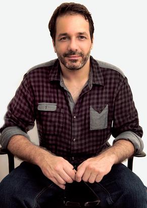 Leonardo Netto estreia como dramaturgo com este espetáculo (Foto: Vicente de Mello)