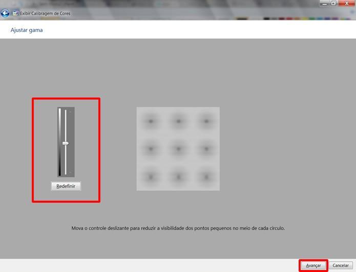 Altere a posição marcada da barra em destaque para que a figura se adeque às recomendações de configuração (Foto: Reprodução/Daniel Ribeiro)