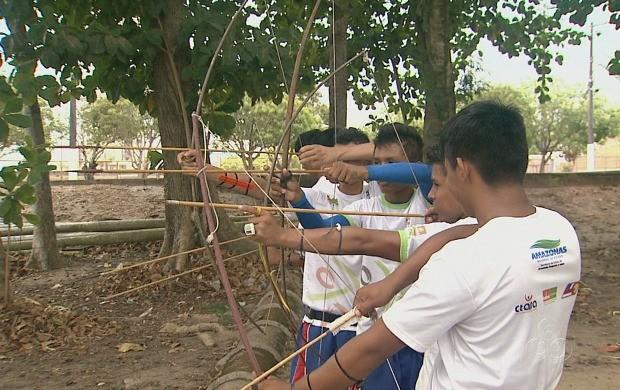 Reportagem é a última de série sobre a Amazônia (Foto: Globo Esporte AM)