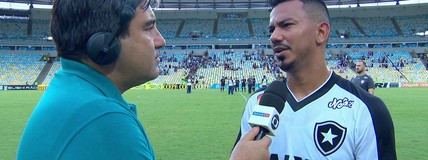 """Rodrigo Lindoso: """"Início de temporada fica um jogo um pouco feio"""""""