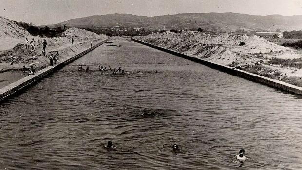 Arroio Dilúvio: já foi local de pesca e permitido para banho (Foto: Divulgação/PMPA)