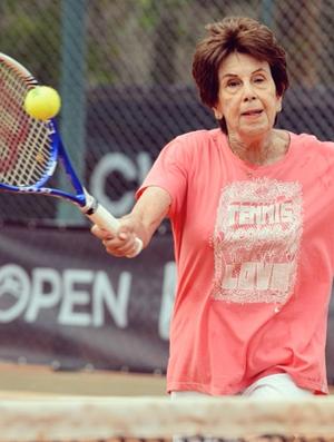 Maria Esther Bueno, Rio Open (Foto: Reprodução)