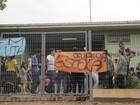 Escola que será fechada é ocupada por estudantes em Sertãozinho, SP