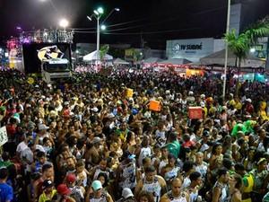 Atrações confirmadas para a Micareta de Feira 2015 (Foto: Divulgação/Feira de Santana)