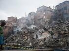 Incêndio em Paraisópolis deixa 280 famílias desabrigadas