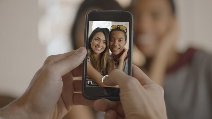 Snapchat  (Foto: Reprodução)