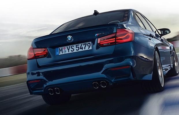 BMW revela facelift do M3 (Foto: Divulgação)