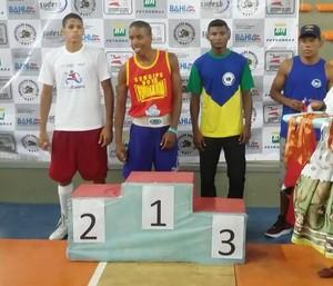 Juscelino Pantoja; Boxe; Amapá (Foto: Reprodução/Facebook)