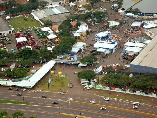 Expoingá começa com expectativa de realização de mais de R$ 300 mi em negócios (Foto: Divulgação/ExpoIngá)