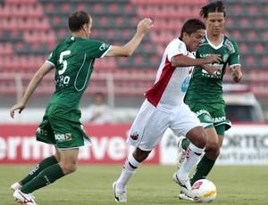 Ituano x Guarani Paulistão (Foto: Miguel Schincariol / Ituano FC)