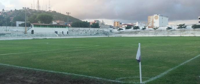 Estádio Antônio Inácio de Souza (Foto: André Ráguine / GloboEsporte.com)