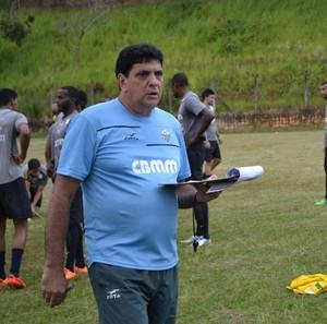 Araxá esporte clube treinos luiz eduardo (Foto: Assessoria de comunicação AEC)