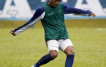 Alisson se diz pronto para fazer os gols do Cruzeiro na ausência de Willian