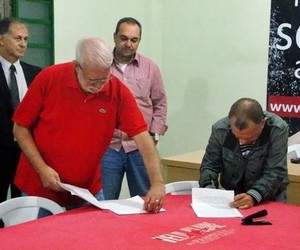 Adalberto Irineu Borges, presidente do Velo (Foto: Paulino Mello/Velo Clube)