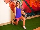 Mirella Santos mostra seu novo treino, que a ajudou a perder peso e ficar menos musculosa