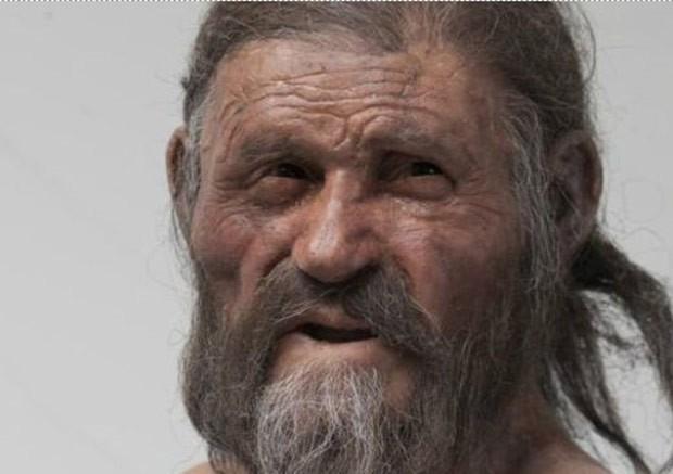 Segundo cientistas, Ötzi o Homem de Gelo sofria de infecção bacteriana ainda presentes nos dias de hoje  (Foto: South Tyrol Museum of Archaeology)