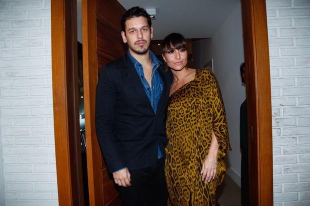 Sabrina Sato com João Vicente Castro (Foto: Manuela Scarpa/Foto Rio News)
