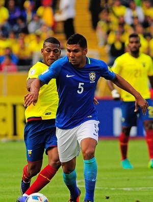 Casemiro Brasil x Equador