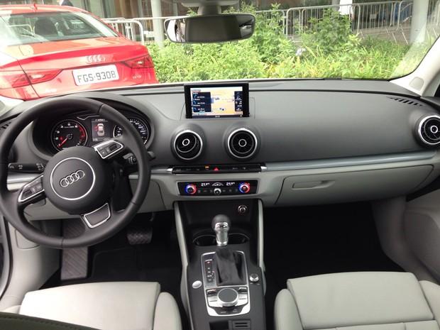 auto esporte - audi a3 sedan 2.0 ambition: primeiras impressões
