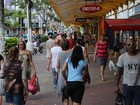 Comércio de São Vicente espera um aumento de 5% nas vendas de Natal