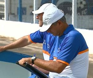Fahel Júnior, técnico do Rio Claro (Foto: Ely Venâncio/EPTV)