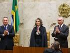 Cármen Lúcia fará com governadores primeira reunião como presidente