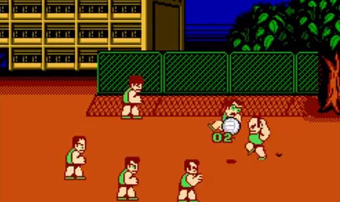 Super Dodge Ball (NES) (Foto: Reprodução)