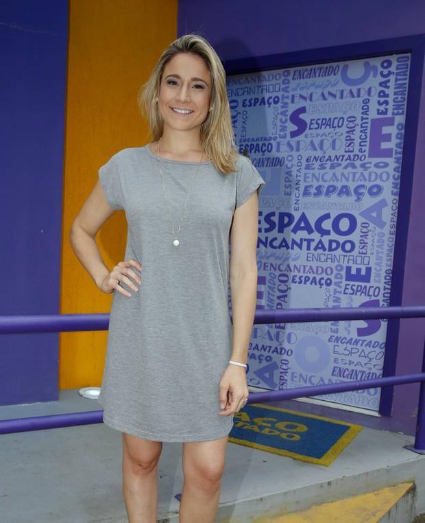 Fernanda Gentil (Foto: AgNews/Rogério Fidalgo)