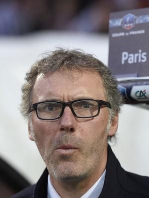 Laurent Blanc Lorient PSG (Foto: AFP)