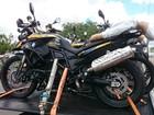 Rollemberg suspende compra de motos BMW para agentes do Detran