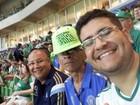 Torcedor do Palmeiras passa mal e morre após título na Copa do Brasil