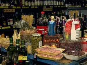 Procon de Maringá divulga pesquisa de preços de itens da ceia de Natal (Foto: Reprodução/RPCTV)
