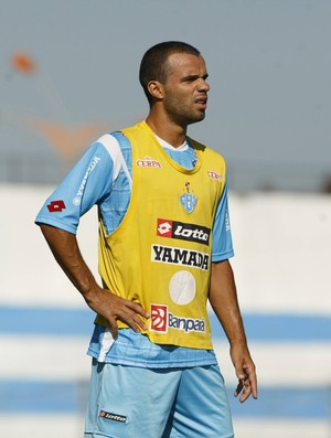 Marcus Vinicius compõe o setor defensivo do Paysandu (Foto: Marcelo Seabra/O Liberal)
