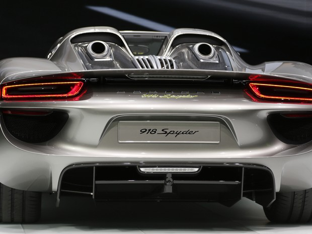 porsche 918 spyder tem maior ipva de sp para 2016 r portal az. Black Bedroom Furniture Sets. Home Design Ideas