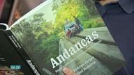 """Livro """"Andanças"""", de Rodrigo Vargas e José Medeiros, retrata confins de MT"""