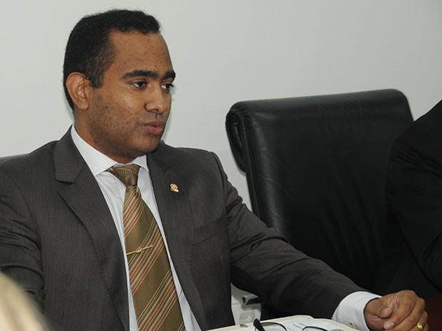 Promotor Paulo Batis fala sobre investigação de desvios no Idema no RN (Foto: Divulgação/Ministério Público do RN)